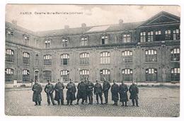 CPA : NAMUR - Caserne Marie-Henriette - Intérieur  - Soldats - Namur
