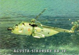 Elicottero  Augusta - Sikorsky  HH-3F - - Elicotteri