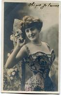 CPA  Femme STEBBING . Line De Pervenche 1904 - Femmes