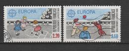 """FRANCE ,N° 2584/2585 """" EUROPA """" - 1989"""