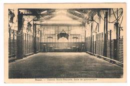 CPA : NAMUR - Caserne Marie-Henriette - 13 E Régiment De Ligne - Salle De Gymnastique - Namur