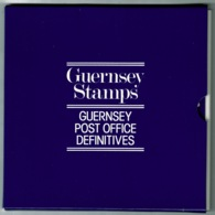 Ref 1236 - 1984 Guernsey Definitives Stamp Pack - 1d - £2 (20 Stamps) MNH - Guernsey