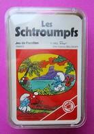"""CARTES JEU DE FAMILLES """"Les Schtroumpfs"""" 1983 - Jeux De Société"""