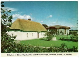 Ref 1236 - Postcard - Birthplace Of Edmund Ignatius Rice Westcourt Callan Kilkenny Ireland - Kilkenny