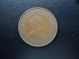 CANADA : 1 CENT   1909    KM 8     TTB+ / TTB - Canada