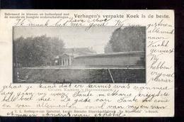 Den Bosch - Citadel - Kazerne - 1905 - 's-Hertogenbosch