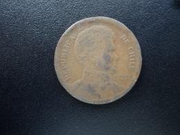 CHILI : 1 PESO   1944   KM 179    TB+ - Chile