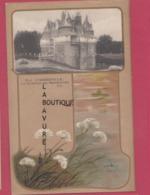 80 - ABBEVILLE---Le Chateau De Rambures-belle Carte - Abbeville