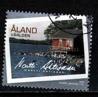 Aland, Yv 317 Jaar 2009,  Gestempeld, Zie Scan - Aland