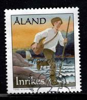 Aland, Yv 330 Jaar 2010,  Gestempeld, Zie Scan - Aland