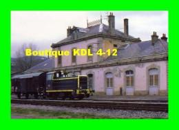 AL 329 - Train - Locotracteur Y 7723 En Gare - AFFRIQUE - Aveyron 12 - SNCF - Saint Affrique