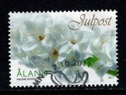Aland, Yv 352 Jaar 2011,  Gestempeld, Zie Scan - Aland
