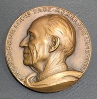 Professeur Louis Fage - Membre De L'institut - Professionnels / De Société