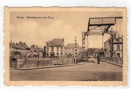 Gaver   Scheldestraat Met Brug - Gavere