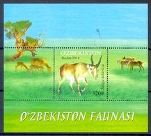 OESBEKISTAN  (AZI 303) - Timbres