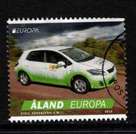 Aland, Yv 376 Jaar 2013, Europa Cept,  Gestempeld, Zie Scan - Aland