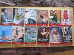 """12 LIVRES Collection Nous Deux Série Rouge """" PASSION """" Comme Neufs Format Poche - Poids : 950 Gr - Books, Magazines, Comics"""
