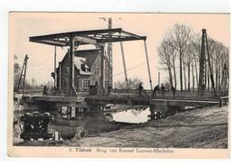9. Tildonk  Brug Over Kanaal Leuven-Mechelen - Haacht