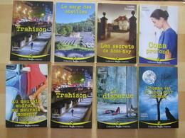 """8 LIVRES Collection Nous Deux Série Jaune """" SUSPENSE """" Comme Neufs Format Poche Poids Total : 650 Gr  Envoi + Frais - Books, Magazines, Comics"""