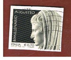 ITALIA  - 2014  BIMILLENARIO AUGUSTEO   -   USED - 2011-...: Usati