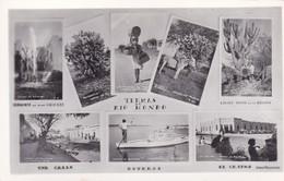 TERMAS DE RIO HONDO, SANTIAGO DEL ESTERO, ARGENTINA. MULTI VISTA VIEW VUE. CIRCA 1950s- BLEUP - Argentinië