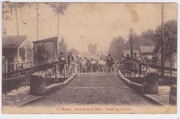 77 - Claye-Souilly - La Rosée - Avenue De La Gare - Sortie De L'usine - Claye Souilly
