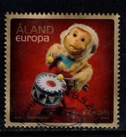 Aland, Yv 408 Jaar 2015, Europa Cept,  Gestempeld, Zie Scan - Aland