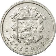 Monnaie, Luxembourg, Jean, 25 Centimes, 1965, TTB, Aluminium, KM:45a.1 - Luxembourg