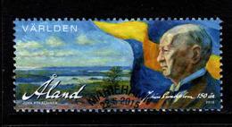 Aland, Yv 409 Jaar 2015, Gestempeld, Zie Scan - Aland