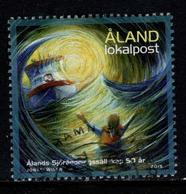 Aland, Yv 417 Jaar 2015, Gestempeld, Zie Scan - Aland