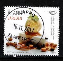 Aland, Yv 420 Jaar 2016, Gestempeld, Zie Scan - Aland