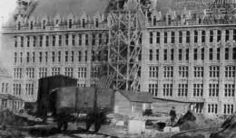 Passy-Froyennes En Construction (animée, Train, ELD 1913) - Tournai