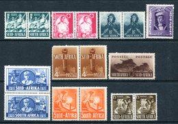South Africa 1941-46 War Effort Set HM (SG 88-96) - South Africa (...-1961)