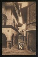 Torino. *Via Del Borgo Feudale* Nueva. - Lugares Y Plazas