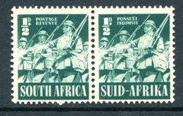 South Africa 1941-46 War Effort - ½d Infantry HM (SG 88) - South Africa (...-1961)