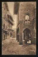 Torino. *Borgo Feudale. Via E Albergo* Nueva. - Lugares Y Plazas