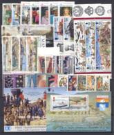 Man 1992 Annata Completa / Complete Year Set  **/MNH VF - Isola Di Man