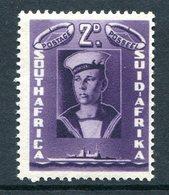 South Africa 1941-46 War Effort - 2d Violet MNH (SG 95) - South Africa (...-1961)