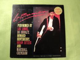 33 TOURS BO LA BAMBA. 1987. LONDON 828 058 1 ARTISTES CREDITES TELS LOS LOBOS / BO DIDDLEY / HOWARD HUNTSBERRY / BRIAN - Filmmusik