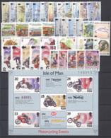 Man 1993 Annata Completa / Complete Year Set  **/MNH VF - Isola Di Man