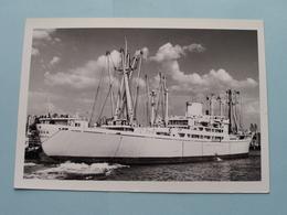 LUKUGA Built 1956 ( Foto Collection Van Ginderen : Voir / Zie Foto's ) ! - Bateaux