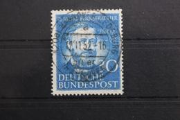 BRD 161 Gestempelt Vollstempel Bundesrepublik Deutschland #SJ552 - [7] Federal Republic