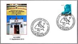 100 Años PLAZA DE TOROS - 100 Years Bullring. Alcañiz, Teruel, Aragon, 2013 - Fiestas