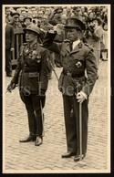 Postcard / ROYALTY / Belgique / België / Koning Leopold III / Roi Leopold III / Régiment Des Grenadiers / 1937 - Regiments