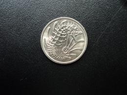 SINGAPOUR : 10 CENTS   1976   KM 3     Non Circulé - Singapur
