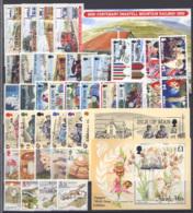 Man 1995 Annata Completa / Complete Year Set  **/MNH VF - Isola Di Man