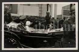 Postcard / ROYALTY / Belgique / België / Koning Leopold III / Roi Leopold III / Concours Hippique / Mai 1937 - Personnages Célèbres