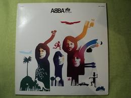 33 TOURS ABBA. 1977. THE ALBUM. LDA 20318. MELBA DISQUES EAGLE / TAKE A CHANCE OF ME / ONE MAN ONE WOMAN / THE NAME OF - Disco, Pop