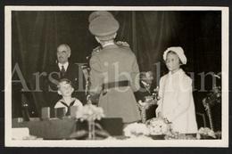 Postcard / ROYALTY / Belgique / België / Koning Leopold III / Roi Leopold III / Concours Hippique / Mai 1937 - Beroemde Personen