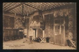 Torino. *Castello Feudale. Antisala Baronale* Nueva. - Lugares Y Plazas